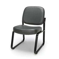OFM Armless Reception Chair - Anti-Microbial/Anti-Bacterial