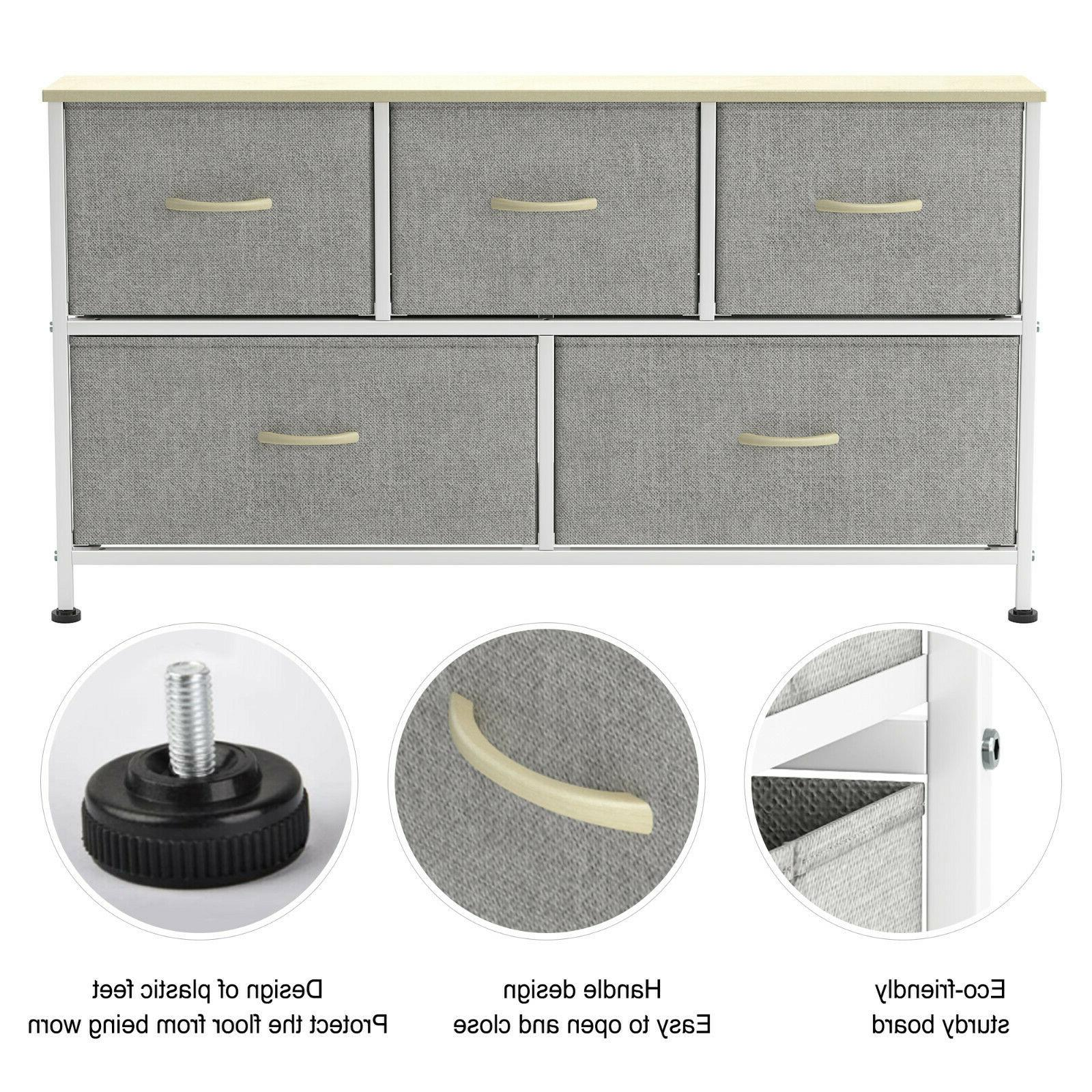 5 Drawers Modern Chest of Furniture