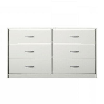 6-Drawer Bedroom Clothes Chest