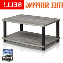 Modern TV Stand Coffee Table Living Room Bedroom Furniture W