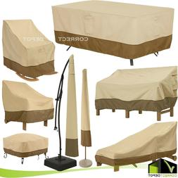Classic Accessories Patio Furniture Waterproof COVERS Outdoo