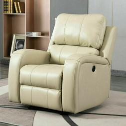 Power Recliner Chair with USB Port Living Room Sofa Seat Air